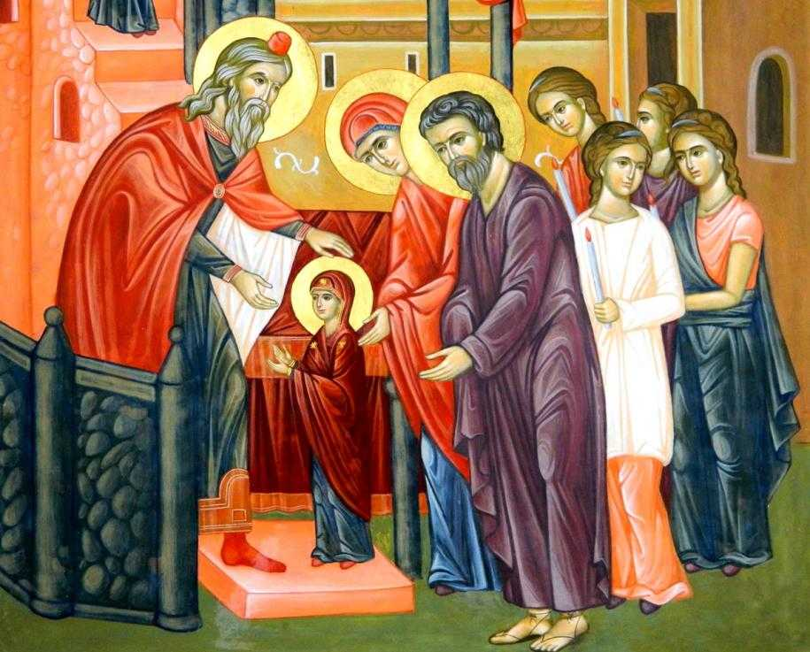 Intrarea în biserică a Maicii Domnului: SFATURI PENTRU PĂRINȚI de la Presb. Florica Bațu-Ichim/ PREDICA PĂRINTELUI DOSOFTEI de la Putna despre PAZA CURĂȚIEI, căile de pierdere și cele de redobândire a ei: <i>&#8220;Trebuie să avem încredere în puterea Maicii Domnului de a ne curăţi şi de a mijloci pentru noi, indiferent cât de departe ni se pare că am fi de ea&#8221;</i> (AUDIO, TEXT)