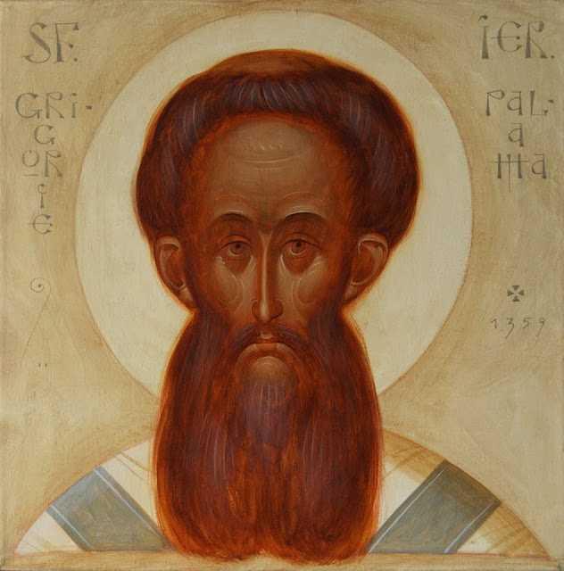"""MÂNGÂIETOAREA RUGĂCIUNE DE POCĂINȚĂ A SFÂNTULUI GRIGORIE PALAMA, CĂTRE MAICA DOMNULUI și PARACLISUL &#8220;luminătorului Ortodoxiei"""" (și audio): <i>&#8220;Părinte, înțelepțește turma ta să priceapă-nșelătoarele vorbe și preaviclenele puneri la cale și meșteșugul și gândul vrăjmașului&#8230;&#8221;</i>"""