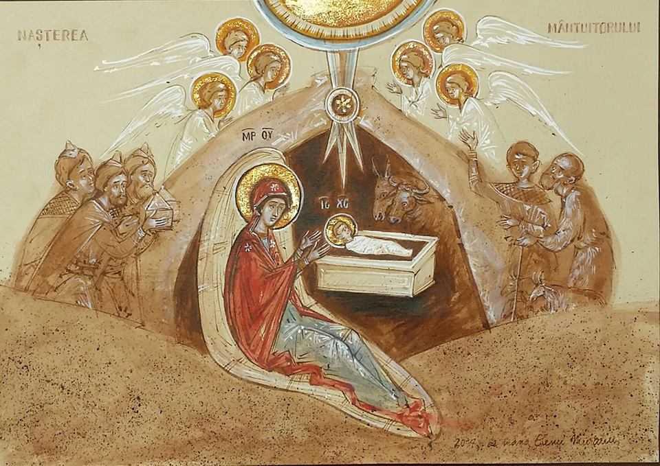 DESCHIDEȚI, SĂ INTRE CERUL!/ <i>&#8220;Iubitor de oameni S-a născut, Cel mai mare, ca să-i strângă la pieptul Său şi să îi învieze prin dragoste pe orfanii Săi cei nenumăraţi&#8230;&#8221;</i>