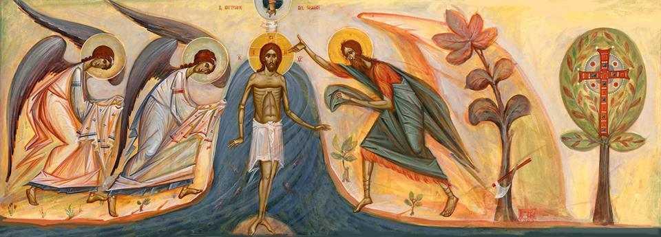 SFÂNTA EPIFANIE a Domnului şi Mântuitorului Iisus Hristos