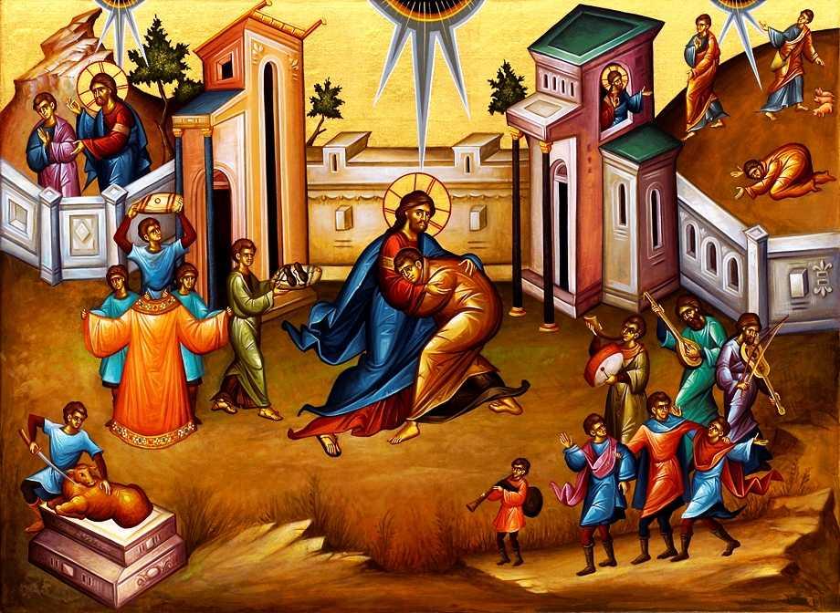 TÂLCUIREA PILDEI FIULUI RISIPITOR &#8211; PĂRINTELE VARNAVA IANKOS (conferință video subtitrată). <i>&#8220;Dacă omul nu iubește și nu trăiește durere în viața lui, nu-L va găsi pe Dumnezeu&#8221;</i>. CUTREMURĂTOAREA ÎMBRĂȚIȘARE A NOBLEȚII LUI DUMNEZEU vs. NARCISISMUL &#8220;ANTROPOFAG&#8221; ȘI AUTOPROTECTOR