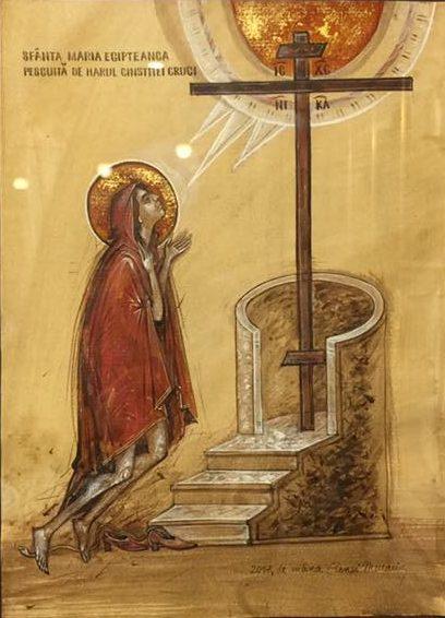 """Duminica a V-a din Postul Mare – PREGĂTIREA PENTRU PAHARUL PĂTIMIRILOR: <i>""""Dumnezeu îşi dezvăluie puterea Sa în slăbiciune, înţelepciunea Sa în nebunie, slava Sa pe Cruce""""</i>"""