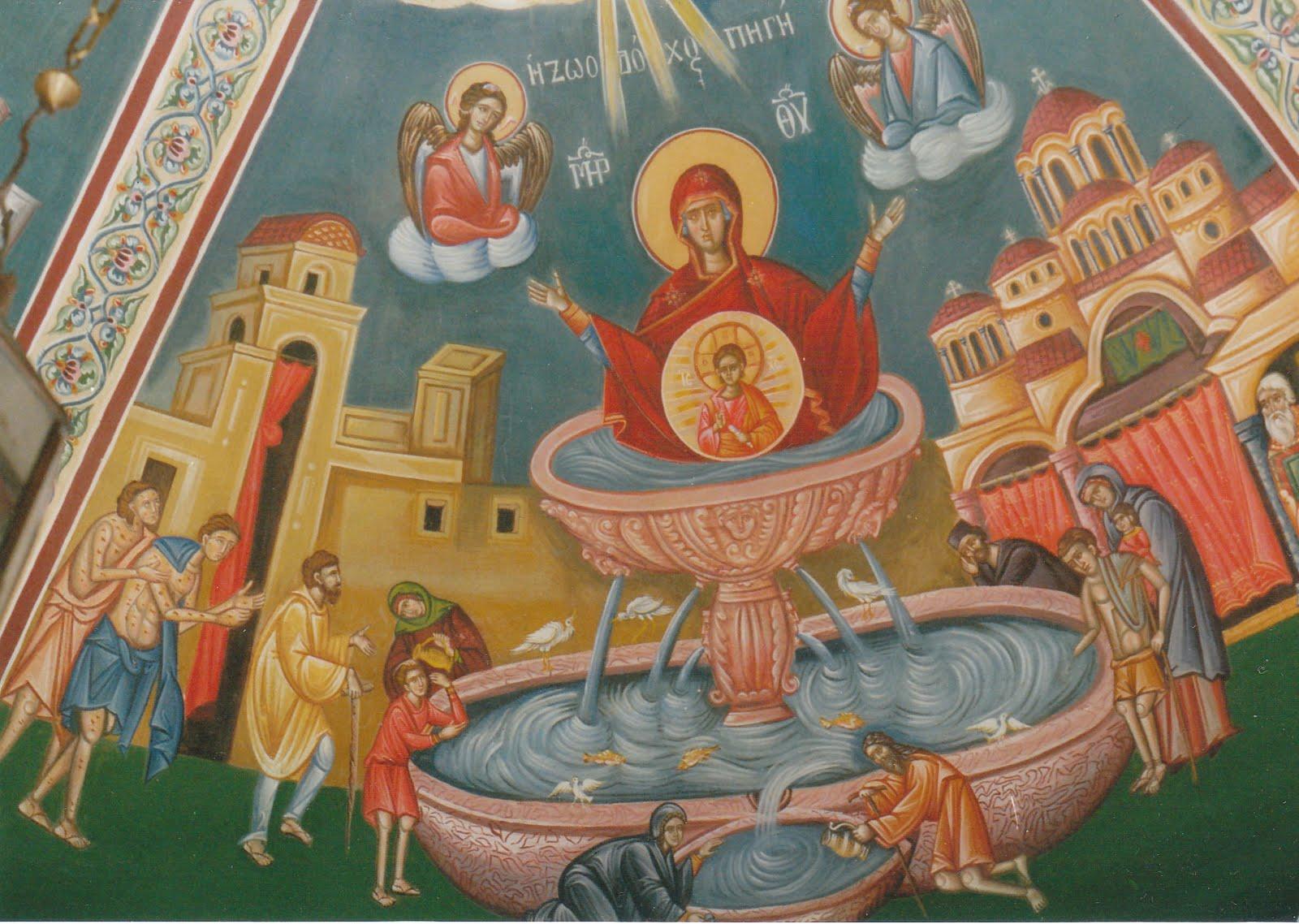 MAICA DOMNULUI &#8211; IZVORUL TĂMĂDUIRII SUFLETELOR ÎNTRISTATE, OMUL CARE ÎNȚELEGE CEL MAI BINE SUFERINȚA INIMILOR SFÂȘIATE. Cuvânt al Părintelui Ciprian Negreanu: <i>&#8220;În durerile noastre, în despărțirile noastre, în așteptările noastre neîmplinite, în dorurile noastre, să chemăm pe Maica lui Dumnezeu&#8221;</i> (AUDIO, TEXT)