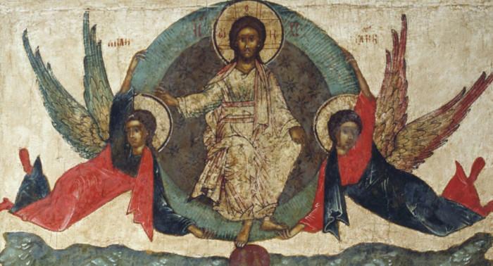 Minunata Inaltare a Domnului nostru, eveniment proorocesc al celei de-a Doua Lui Veniri. SMERENIA SLAVEI DUMNEZEIESTI si MUTAREA INTALNIRII DOMNULUI DE LA TRUP CATRE DUH