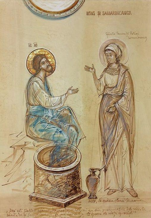 """<i>""""SA NU NE RUSINAM DE DUMNEZEU! Sa stiti ca Il pierdem pe Hristos pentru ca n-avem curajul acestei femei sa-L marturisim cu sinceritate. Dumnezeu pleaca de la cei care, dupa asemenea descoperiri, se tem""""</i>. BINECUVANTATA NE-RUSINARE DE A-L MARTURISI PE HRISTOS SI FERICITA NE-PASARE DE """"CE VA ZICE LUMEA"""""""