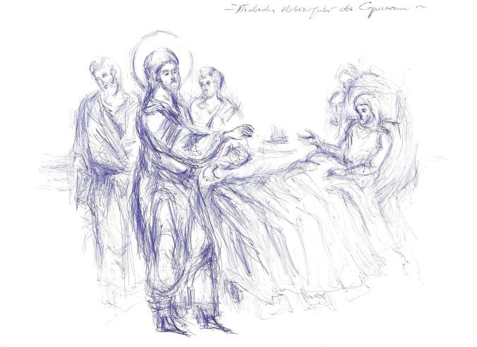 """<i>""""Iertate sunt pacatele tale!""""</i> – NOI CUVINTE DE FOLOS (Predici video, audio – PS DAMASCHIN DORNEANUL, Protos. Teofan, Pr. Gh. Holbea) la Duminica a 6-a după Rusalii (vindecarea slabanogului din Capernaum)"""