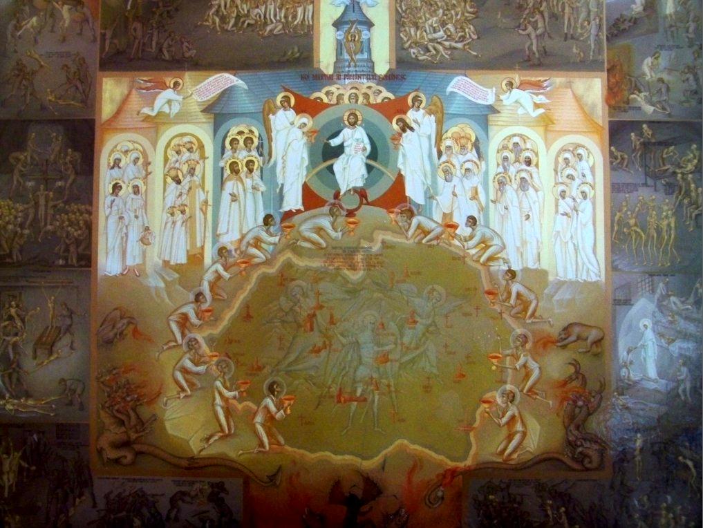 """ROMÂNIA, ULTIMUL BAL. <i>""""În loc să fim o ţară numai fraţi, simţim, în noua epocă barbară, c-am fost în viaţa noastră blestemaţi s-ajungem chiriaşi la noi în ţară""""</i>/ RUGĂCIUNE ÎNDURERATĂ PENTRU NEAMUL ROMÂNESC: <i>""""Slobozește, Doamne, neamul nostru din jugul minciunii, urii, pizmei și egoismului!""""</i>"""