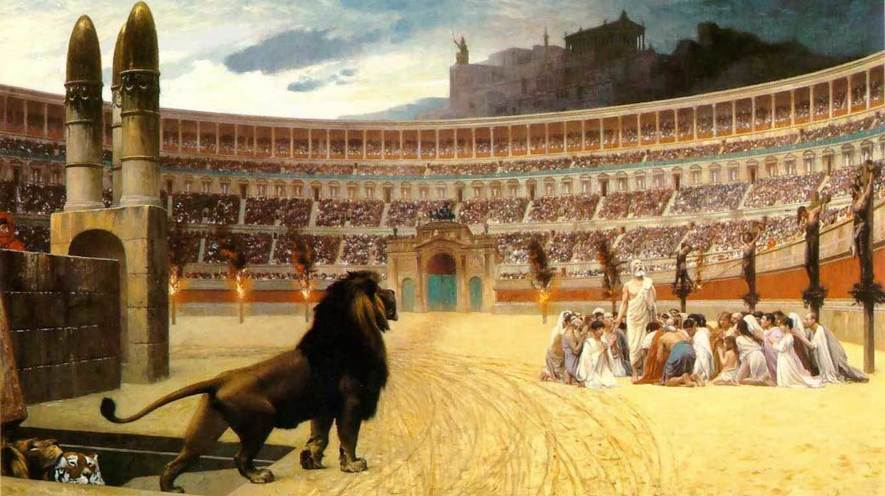 """<i>ÎNTREAGA LUME E UN NOU COLOSSEUM</i>. Predică puternică a Părintelui GHERASIM de la Putna despre PERSECUȚIE, MĂRTURISIRE și CRUCE – CONDIȚIA CREȘTINULUI AUTENTIC dintotdeauna VS. PACEA ȘI DRAGOSTEA MINCINOASE ALE FALȘILOR ÎNVĂȚĂTORI, """"care rămân în afara arenei"""", nesuferind prigoană (VIDEO, TEXT)"""