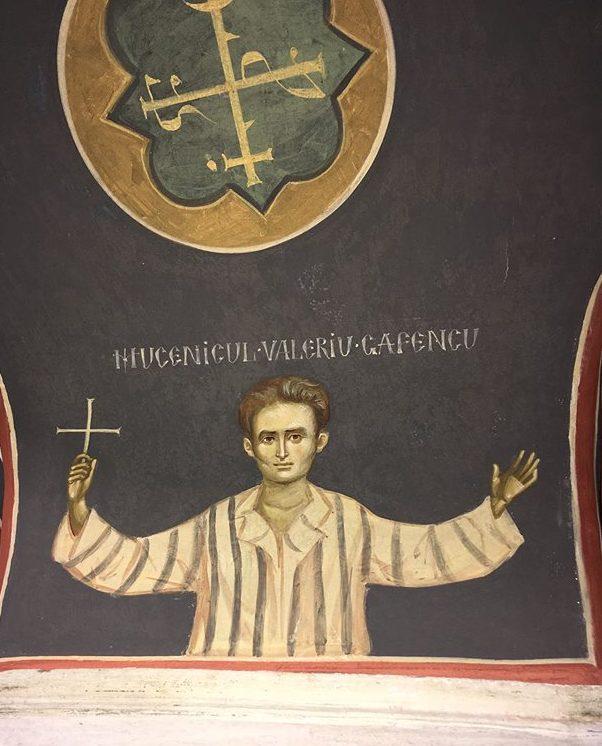 "SFANTUL INCHISORILOR, VALERIU GAFENCU, <i>""stalpul de foc al spiritualitatii crestine din inchisorile comuniste""</i>, ""SCOALA DESAVARSIRII"" DIN INCHISORILE AIUD si TARGU OCNA si FERICIREA CELOR PRIGONITI. <i>""Si cerul deschis se arata/ Cu portile in chipul crucii""</i>"