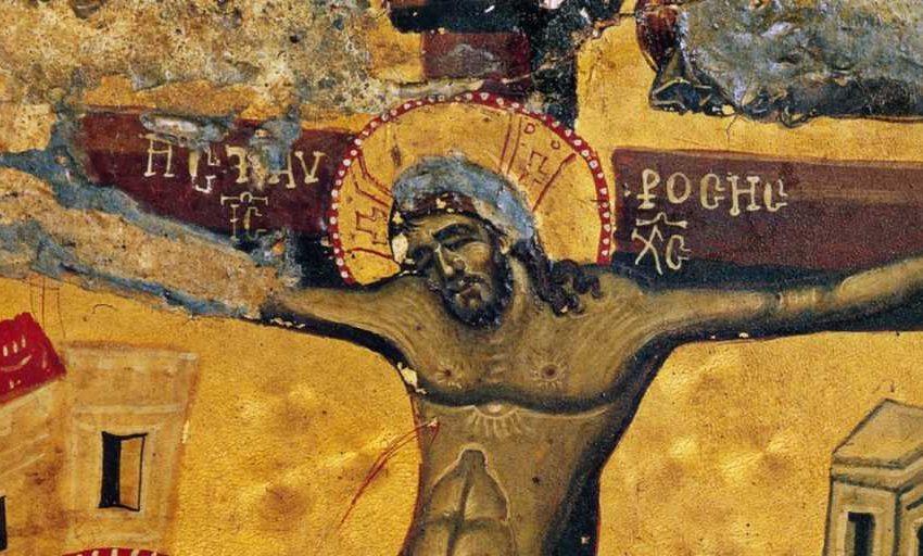 """<i>Eli, Eli, lama sabahtani?</i> – Trairile Mantuitorului Iisus Hristos pe Cruce. SINGURATATE, PARASIRE, INCREDINTARE, MOARTE PENTRU NOI. <i>""""Dumnezeu are nevoie de tine, de mine, de noi toti, pentru ca, prin prezenta noastra, oamenii sa simta prezenta lui Dumnezeu""""</i>. Cuvinte cu putere multa de la PS DAMASCHIN DORNEANUL si Arhim. Benedict Vesa (VIDEO, TEXT)"""