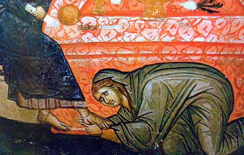 AL TAU SUNT EU, MANTUIESTE-MA! &#8211; Cuvantul Protos. Hrisostom de la Putna la Duminica Mariei Egipteanca: <i>&#8220;CE VOM ALEGE? PE DUMNEZEU SAU LUMEA? Pentru noi, prezenta lui Dumnezeu este chinuitoare, pentru ca NU NE LASA SA NE FACEM VOIA&#8230;</i> (video, text)