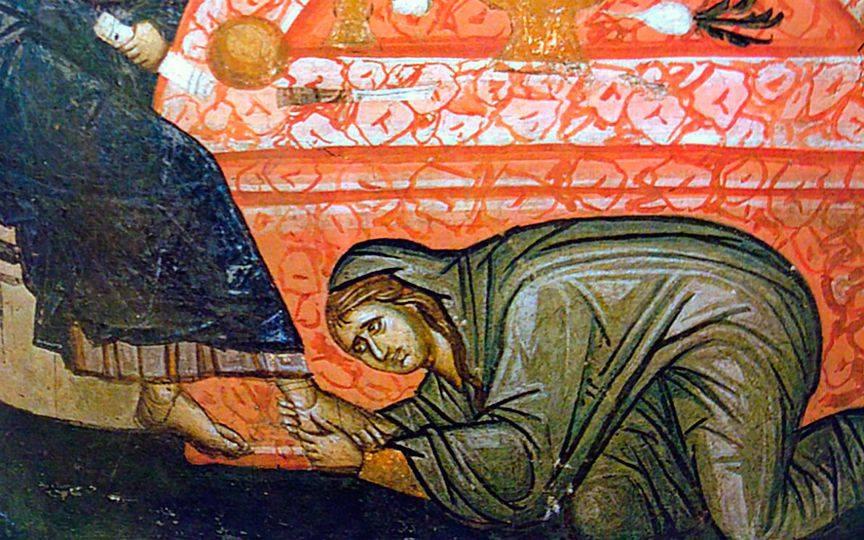 """AL TAU SUNT EU, MANTUIESTE-MA! – Cuvantul Protos. Hrisostom de la Putna la Duminica Mariei Egipteanca: <i>""""CE VOM ALEGE? PE DUMNEZEU SAU LUMEA? Pentru noi, prezenta lui Dumnezeu este chinuitoare, pentru ca NU NE LASA SA NE FACEM VOIA…</i> (video, text)"""