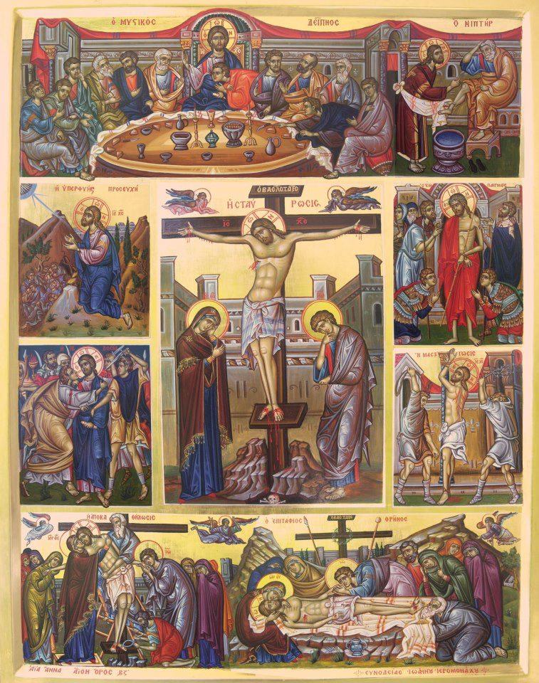 "IATA MIRELE… RASTIGNIT! Inceputul SAPTAMANII MARI a SFINTELOR PATIMIRI ALE DOMNULUI NOSTRU. <i>""In saptamana aceasta, toata mintea sa se indrepte catre Crucea lui Hristos! In saptamana aceasta, inimile sa fie fierbinti si deschise!"". ""Esti invitat ca in aceasta saptamana a Sfintelor Patimiri SI TU, FRATE SI SORA, sa randuiesti ceva SCHIMBARE IN VIATA TA""</i> (audio, video, text)"