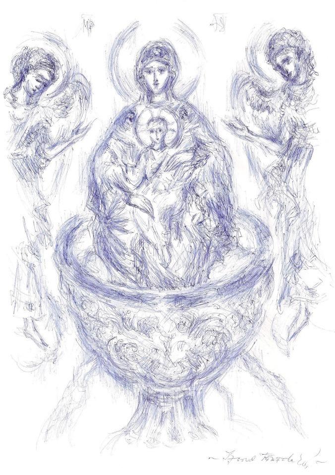 """SĂ NU SECĂM IZVORUL TĂMĂDUIRILOR MAICII DOMNULUI! Cuvântul PS MACARIE DRĂGOI: <i>""""Nu putem pretinde mila şi ajutorul Maicii Domnului şi, totodată, să ne fie indiferent dacă trăim într‑o ȚARĂ ÎN CARE CĂSĂTORIA E BATJOCORITĂ şi VIAȚA E UCISĂ</i>. Vă îndemn cu toată dragostea şi umilința să fim cât mai angajați în mărturisirea şi în protejarea vieții şi familiei"""""""