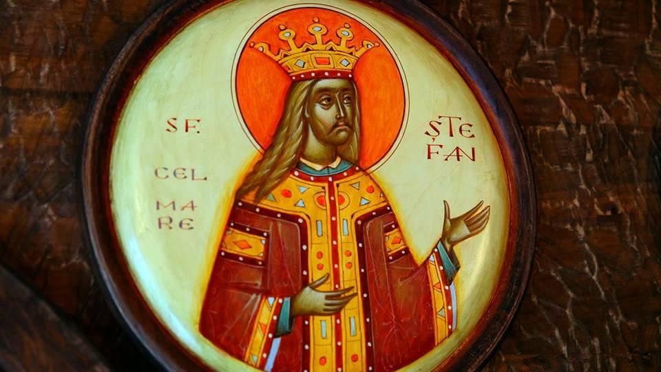 """<i>""""Lumea este din ce în ce mai stricată de ideologiile nefirescului care se propagă într-un mod patologic""""</i>. PĂRINTELE EPISCOP MACARIE DRĂGOI – CUVINTE ȘI RUGĂCIUNI DE MARE FOLOS la Duminica Sfinților Români și Sfântul Voievod Ștefan cel Mare (VIDEO): <i>""""Să luăm aminte, căci conducătorii sunt după chipul poporului""""</i>"""