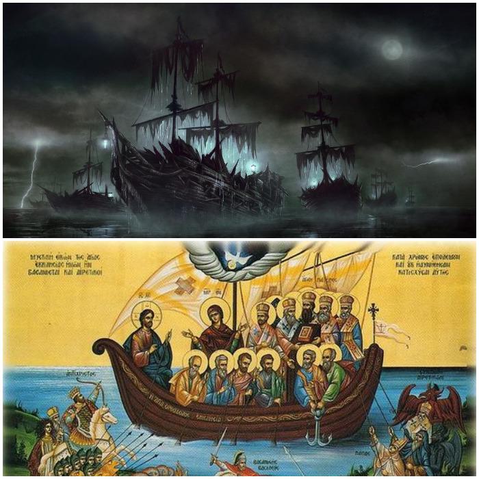 """Preasfințitul IGNATIE, Episcopul Husilor despre """"PIRATII"""" spirituali PROGRESISTI, care vor sa ne """"salveze"""", smulgandu-ne din corabia Bisericii, spre a ne ineca in """"MAREA DIVERSITATII TOTALITARE"""": <i>""""Nu va temeti de niciun fel de CANTEC DE SIRENA, de niciun fel de IDEOLOGIE care vrea sa va extirpe din matca valorilor crestine!""""</i>"""