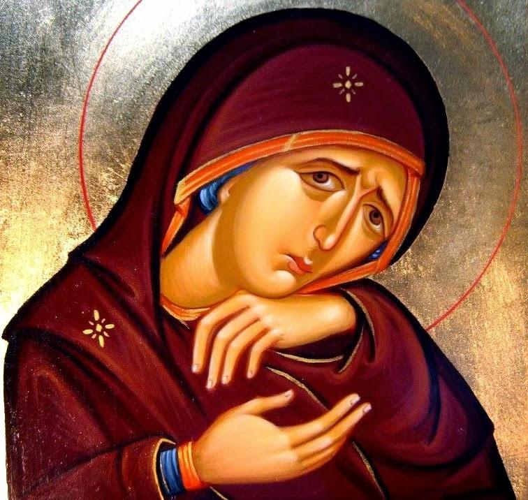 "<i>""Ii place Maicii Domnului ceea ce facem noi?""</i> – MAICA DOMNULUI MEREU INDURERATA SI INLACRIMATA sau icoana desavarsita a <i>""iubirii cu cruce""</i>: ""NU INTRAM IN RAI SINGURI, FARA CEILALTI! <i>Dragostea nu inseamna confort, bunastare, inseamna suferinta, spirit de jertfa""</i> – PREDICI SENSIBILE SI PUTERNICE la MANASTIREA NICULA (video, text)"