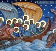 UMBLAREA PE MARE si CHEMAREA LA DESPRINDEREA PENTRU HRISTOS DIN CONFORTUL PERSONAL SI ILUZIA SIGURANTEI LUMESTI (Predica Parintelui Episcop Macarie al Europei de Nord din duminica a IX-a dupa Rusalii)