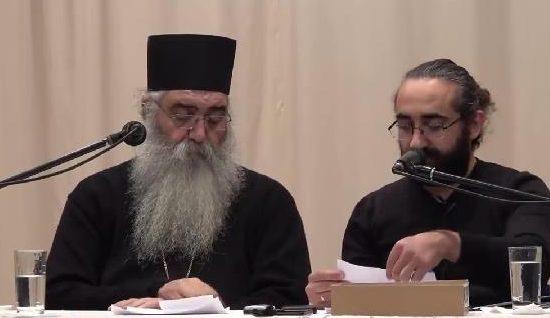 """RASPUNSURILE MITROPOLITULUI NEOFIT din Morfou (Cipru) despre RECUNOASTEREA BISERICII SCHISMATICE UCRAINENE si ce sa faca credinciosii din Bisericile care au legitimat pe EPIFANIE al KIEVULUI. <i>""""Ce v-a spus Efrem, aceasta sa faceti! SA ASTEPTATI, SA NU VA GRABITI! Nu au planuri doar oamenii, are si Dumnezeu planurile Lui pentru Trupul Sau!""""</i> (VIDEO, TRADUCERE)"""