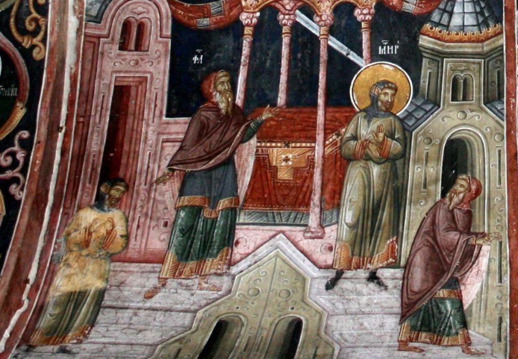 FARISEISMUL, boala sufleteasca care UCIDE si in planul social, si in cel bisericesc… ÎMBRĂȚIȘAREA MINCIUNII