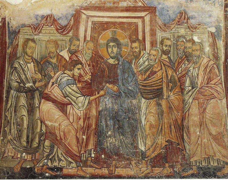 """<i>""""Sfântul Toma, Geamănul nostru…""""</i>. PREDICI VIDEO la Duminica Tomei. PS MACARIE: <i>""""Câtă nevoie avem de Hristos Euharistic acum, câtă nevoie avem de Sfintele Taine! Nu ne mulțumim cu un Hristos virtual""""</i>"""