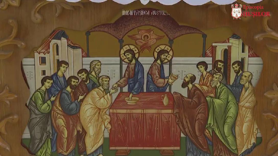 """Predicile PS IGNATIE al Hușilor la POGORÂREA DUHULUI SFÂNT: <i>""""BISERICA este poporul lui Dumnezeu adunat în rugăciune, ca să se împărtăşească şi să trăiască credinţa. FIDELITATEA FAȚĂ DE TRADIȚIE, DE RĂDĂCINI şi obârşie este cea mai boicotată şi dinamitată în lumea de astăzi""""</i>"""