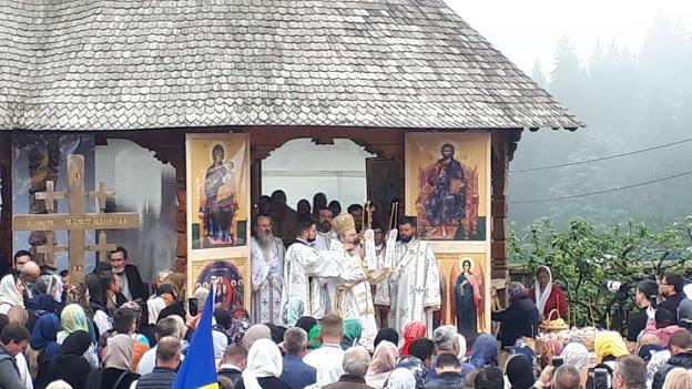 """PS IGNATIE, la pomenirea de 7 ani a PĂRINTELUI IUSTIN PÂRVU: <i>""""Părintele Iustin a fost cel care a avut grija lui Hristos pentru om. Să ne asumăm duhul părintelui Iustin!</i>… NU PUTEM VORBI DE BISERICĂ FĂRĂ EUHARISTIE! Dacă Biserica nu are Euharistie, nu are împărtășanie, nu mai suntem Biserică! Când poporul lui Dumnezeu nu se împărtășește DEVENIM NEOPROTESTANȚI ORTODOCȘI"""" (video, text)"""
