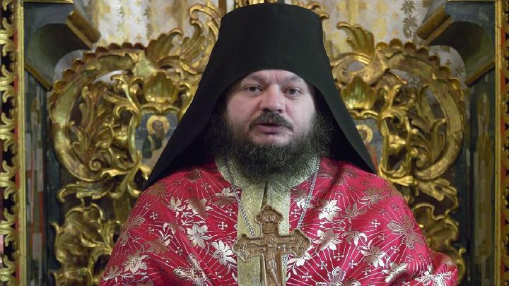 """PROTOS. HRISOSTOM (Mănăstirea Putna): <i>""""Noi suntem astăzi puși în fața unor ALEGERI. Încă nu suntem pe deplin forțați, dar aproape, nu mai e mult, SĂ FACEM COMPROMISURI care tare mă tem că ÎNDATĂ VOR FI EGALE CU LEPĂDAREA""""</i> (video, text)"""