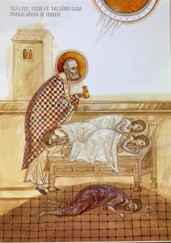 """PS MACARIE: <I>""""Iubite frate, iubită soră, te îndemn din toată inima: Caută-l pe SFÂNTUL NICOLAE!</i> Mai cu seamă acum să îi cerem ajutorul Sfântului Nicolae, când porţile iadului lovesc în Biserică şi când semnele vremurilor nu sunt liniştitoare"""" (VIDEO, TEXT)"""