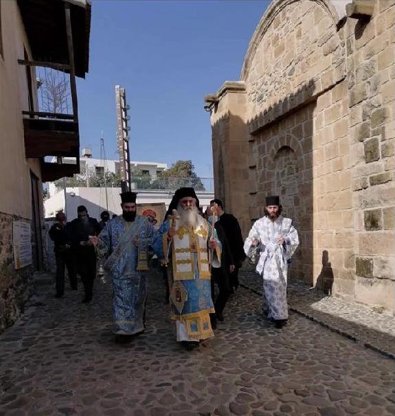 """ÎPS Neofit de Morfou: <i>""""Pentru un creștin ortodox, CREDINȚA trebuie să învingă DEȘTEPTĂCIUNEA. Să căpătați INIMA CURATĂ care să învingă LOGICA OMENEASCĂ""""</i>"""