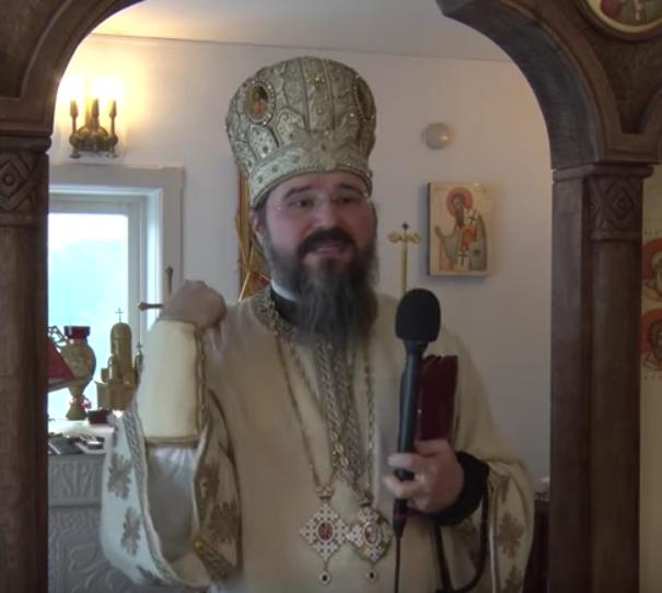AI MILĂ DE NOI, DOAMNE! Predicile Episcopului MACARIE Drăgoi la Duminica vindecării celor zece leproși și la prăznuirea Sfinților Macarie (VIDEO; TEXT)