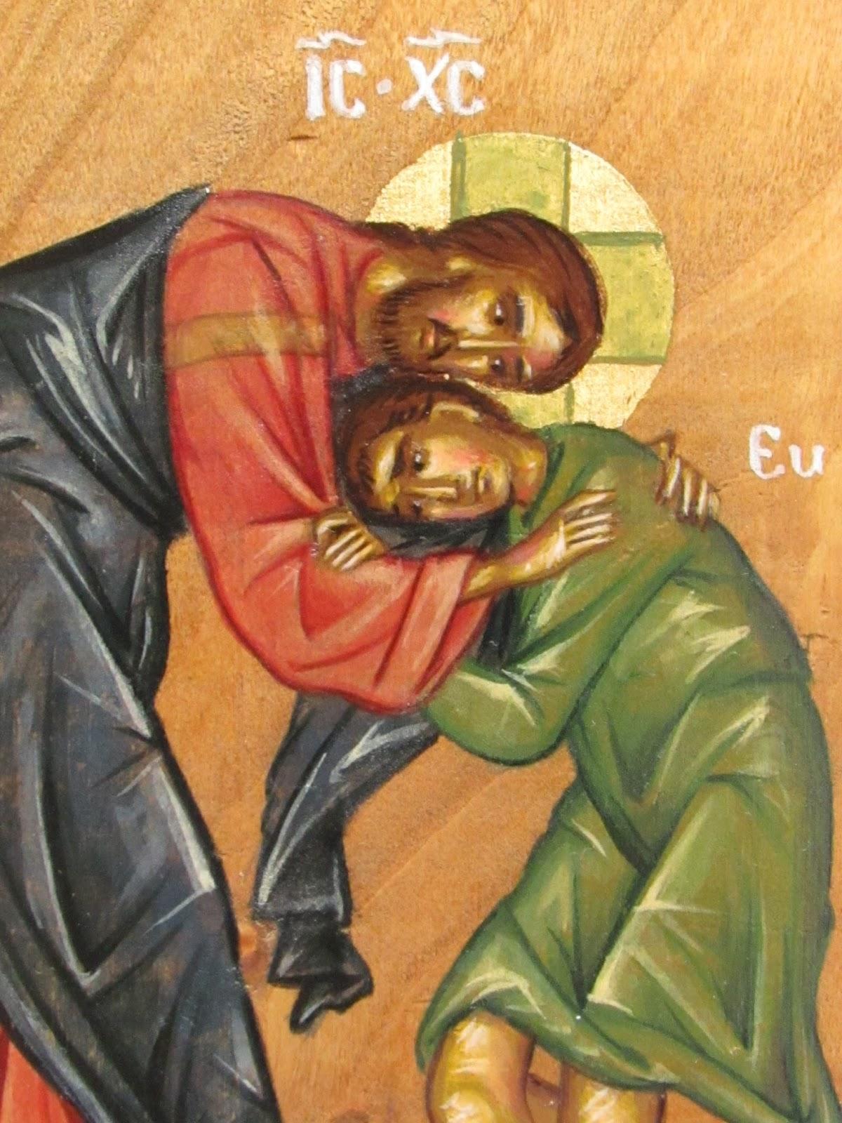 """FIUL RISIPITOR. <i>""""Cei ce se depărtează de Tine vor pieri""""</i>. PROTOS. TEOFAN POPESCU: <i>""""Dacă Dumnezeu vede freamătul acesta al pocăinței din inima noastră, El imediat vine lângă noi""""</i>"""