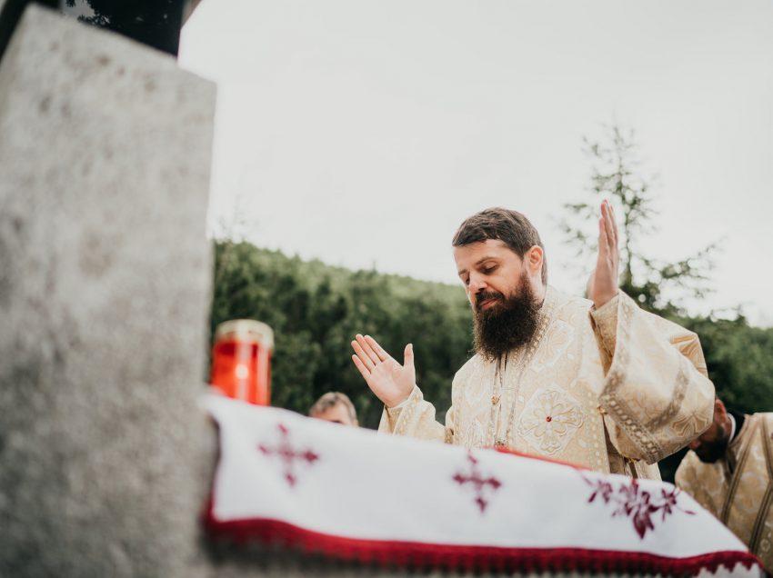 """ÎNĂLȚAREA DOMNULUI – ICOANA CHEMĂRII OMULUI sau șansa regăsirii propriului nostru chip adevărat: <i>""""Omul știe cine este atunci când privește la Hristos""""</i>. PREDICA PS BENEDICT (video, text)"""