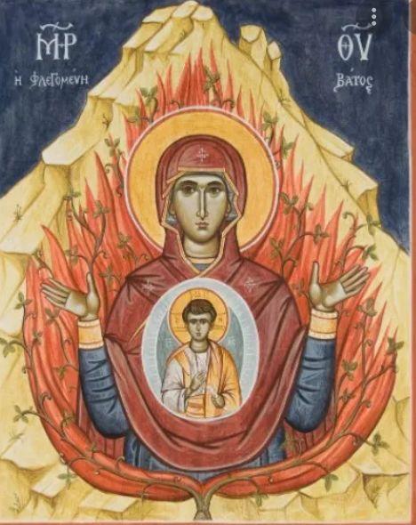 """SCRISOAREA DESCHISĂ explozivă duhovnicește a """"FRĂȚIEI RUGULUI APRINS"""" cuprinzând preoți ortodocși din America de Nord, asumând CRIZA BISERICII SUB PANDEMIE: <i>""""L-am uitat pe Dumnezeu, încrezându-ne mai mult în puterile acestei lumi. Dacă suntem căldicei, nu numai că vom fi scuipați de Domnul nostru, ci și de lume""""</i>"""