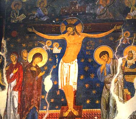 CRUCEA LUI HRISTOS impotriva NEO-CRESTINILOR iubitori ai lumii de aici