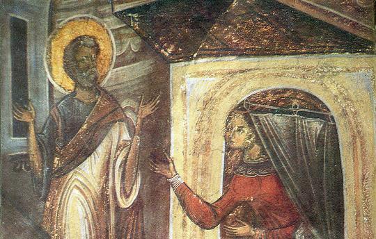 LEPADAREA LUI PETRU sau De ce cade omul?